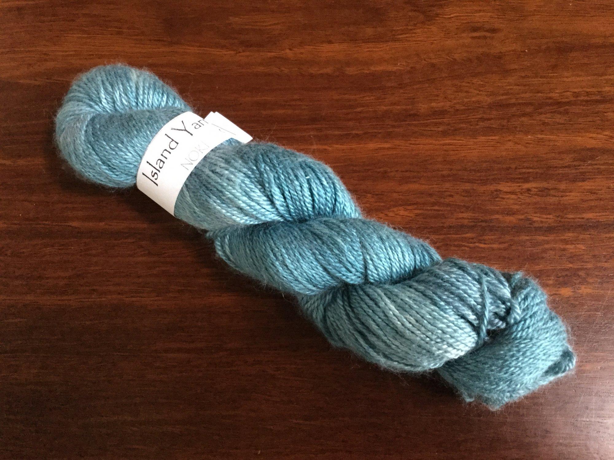 Island Yarn Company - Noki - Seamist