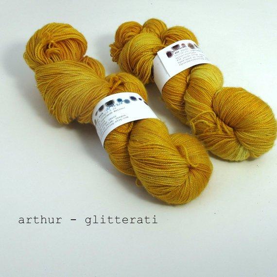 Gliterrati-Arthur