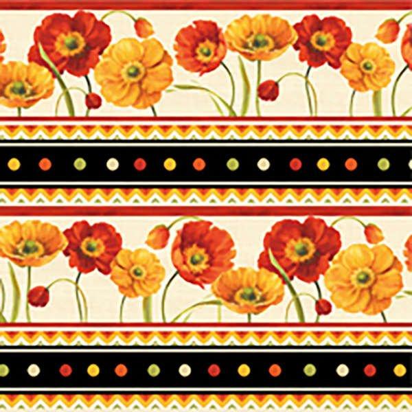 Poppy Love-Stripe Multi