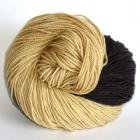 Ancient Arts Woof Collection- 4 Ply Fingering BFL-Pug Dog