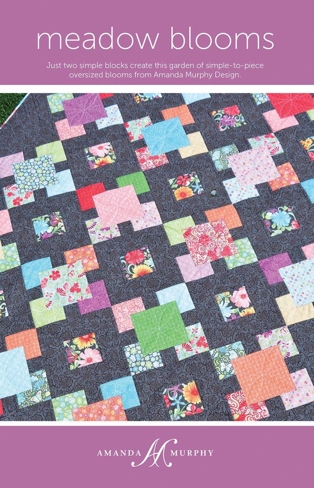 Amanda Murphy Designs - Meadow Blooms
