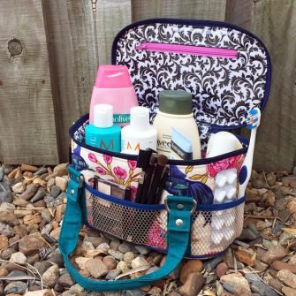 Andrie Designs - Bree?s Box Toiletry Caddy