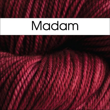 Anzula - For Better or Worsted - Madam