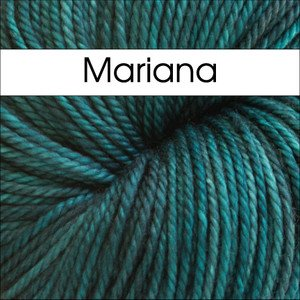 Anzula - For Better or Worsted - Mariana