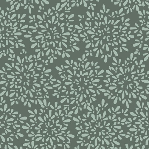 Art Gallery Fabrics - Mystical Land - Shrub Charm - Sage
