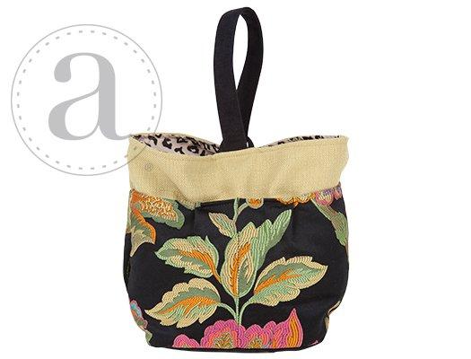Atenti Bags Tall Caddy - Wild Garden