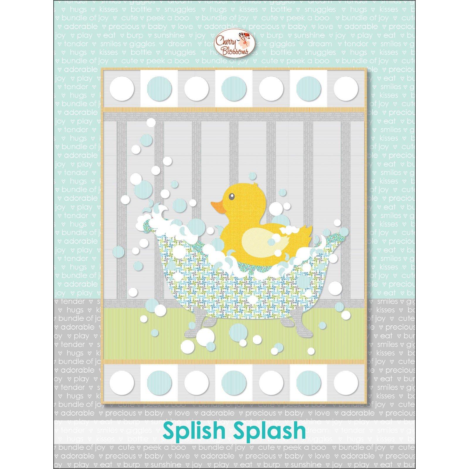 Cherry Blossoms Quilting Studio - Splish Splash