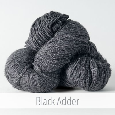 The Fibre Co. Yarns - Meadow - Black Adder