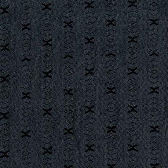 Blank Quilting - Intermix - Criss Cross - Charcoal