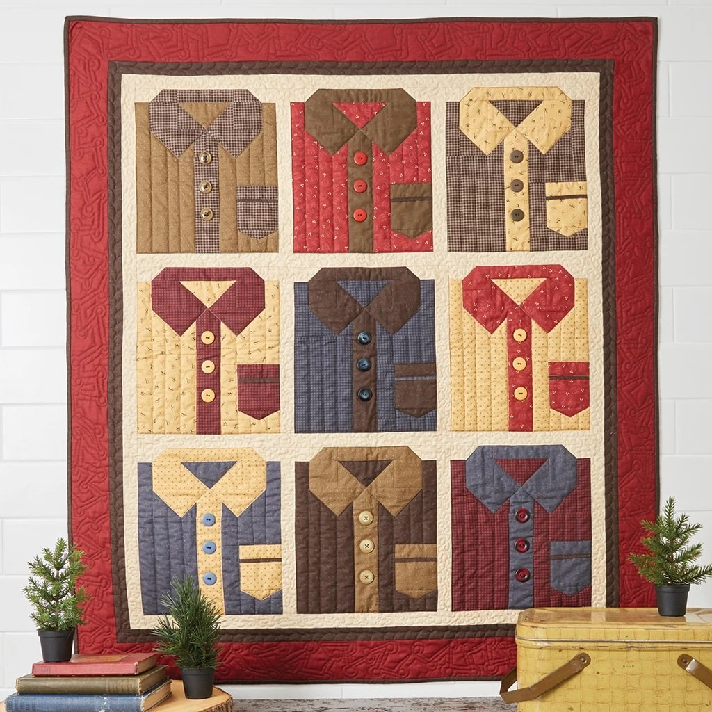 Buttermilk Basin Quilt Patterns - Channel the Flannel