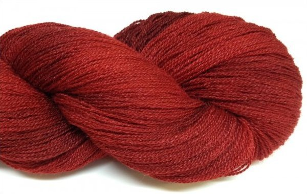 Abstract Fibers - Alto - Red