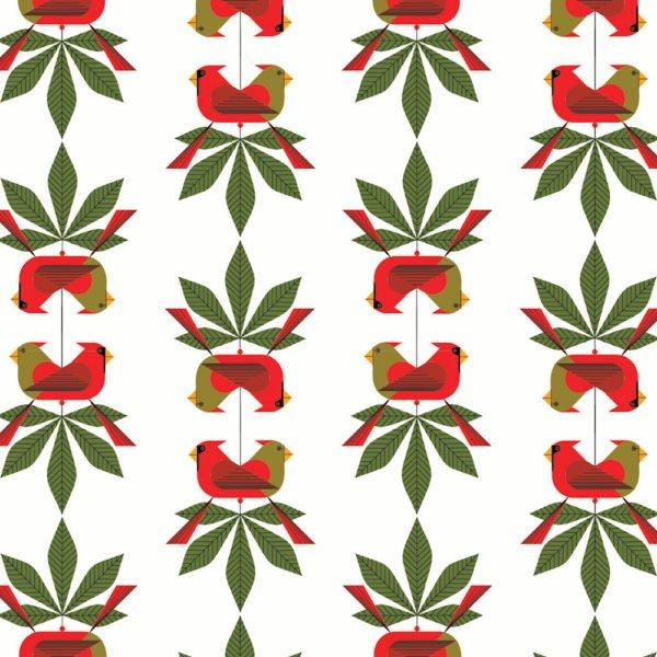 Charley Harper - Charley Harper Holidays - Cardinal Consort