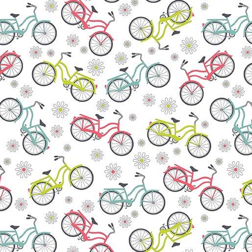 Contempo - My Little Sunshine 2 - Sunday Ride - White