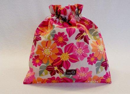 della Q Eden Cotton Project Bag-Mayfair