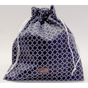 della Q Eden Cotton Project Bag-Newell