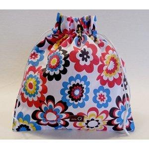 della Q Eden Cotton Project Bag-Stone