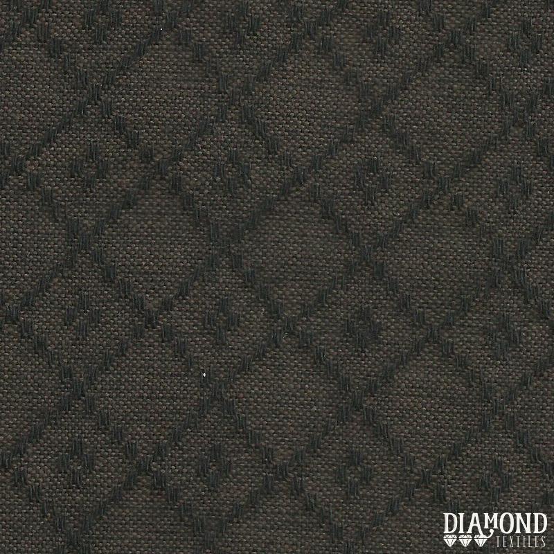 Diamond Textiles - Nikko Collection - Chocolate