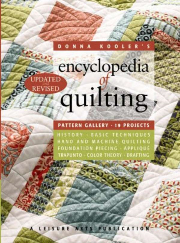 Encyclopedia of Quilting