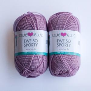 Ewe So Sporty-Lavender