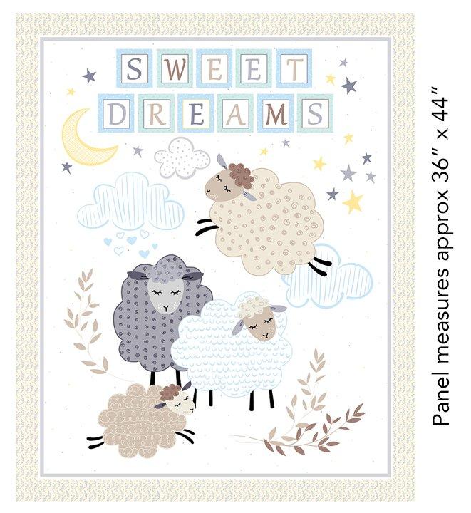 Kanvas Studios - Sweet Dreams - 36 Panel - Pastel