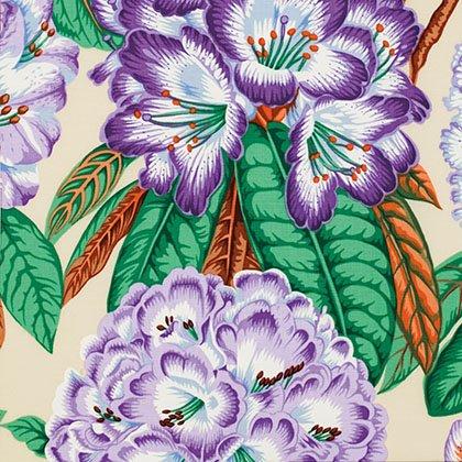 Snow Leopard Botanical-Rhodondrons-Purple