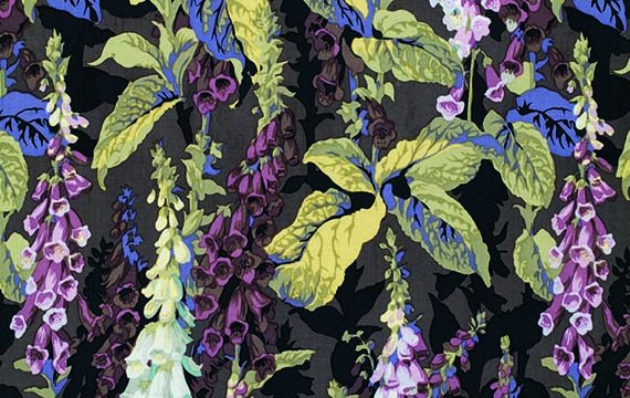 Philip Jacobs-Fox Gloves-Grey