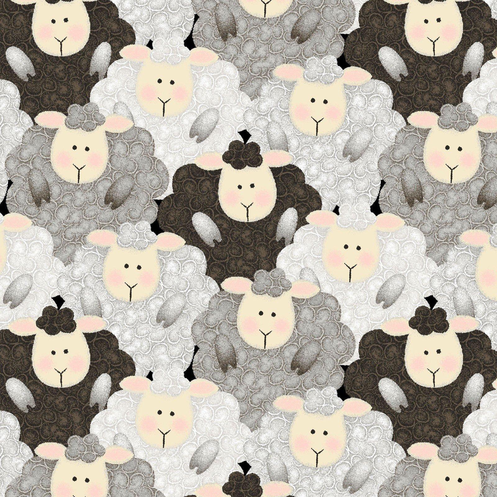 Henry Glass - Splish Splash - Sheep Pile