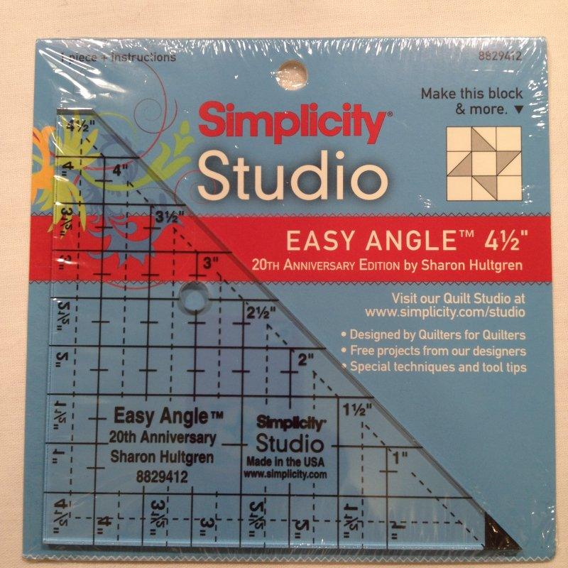 Simplicity Easy Angle Ruler
