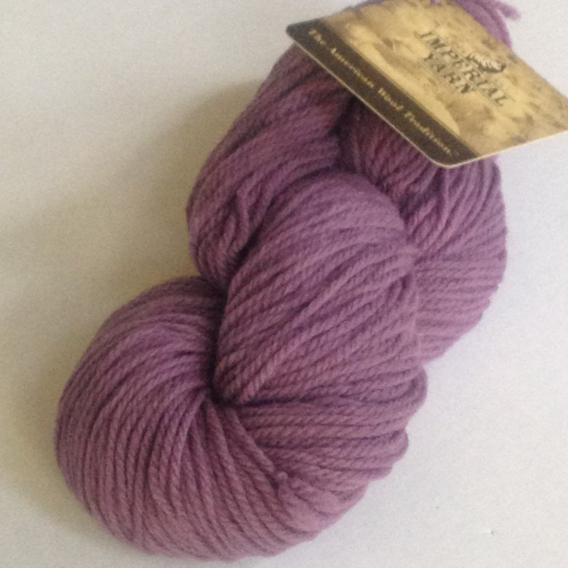 Erin 3 Ply Worsted-Sweet Plum