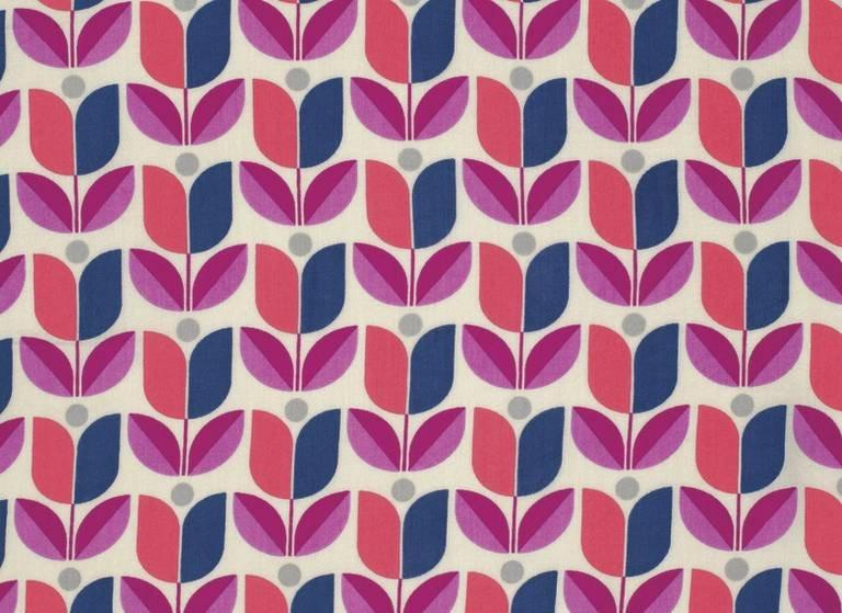 Joel Dewberry - Flora 100% Rayon -  Tulips