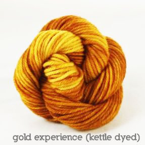 Dream in Color- Classy Kettle Dyed-Gold Experience