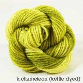 Dream in Color- Classy Kettle Dyed-Karma Chameleon