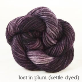 Dream in Color-Classy Kettle Dyed-Lost in Plum
