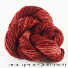 Dream in Color-Classy Kettle Dyed-Poma-Grenade