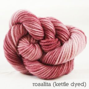 Dream in Color- Classy Kettle Dyed-Rosalita