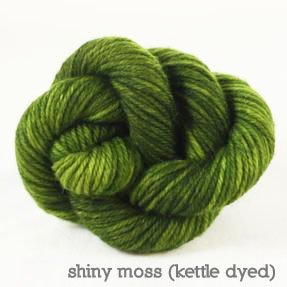 Dream in Color- Classy Kettle Dyed-Shiny Moss