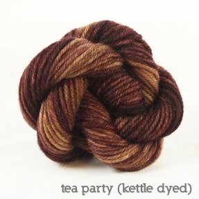 Dream in Color-Classy Kettle Dyed-Tea Party