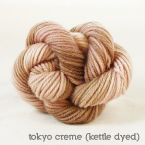 Dream in Color-Classy Kettle Dyed-Tokyo Creme