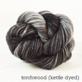 Dream in Color-Classy Kettle Dyed-Torchwood