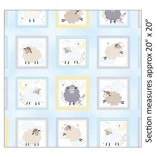 Kanvas Studios - Sweet Dreams - Boxes - Baby Blue