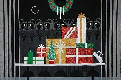 Charley Harper Quilt Pattern - Gift Rapt