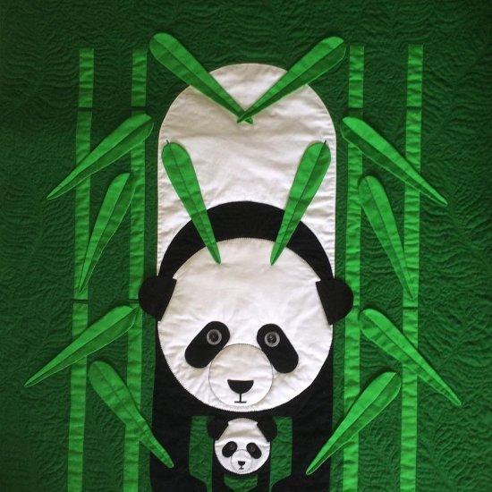 Charley Harper Quilt Pattern - PANDApanda