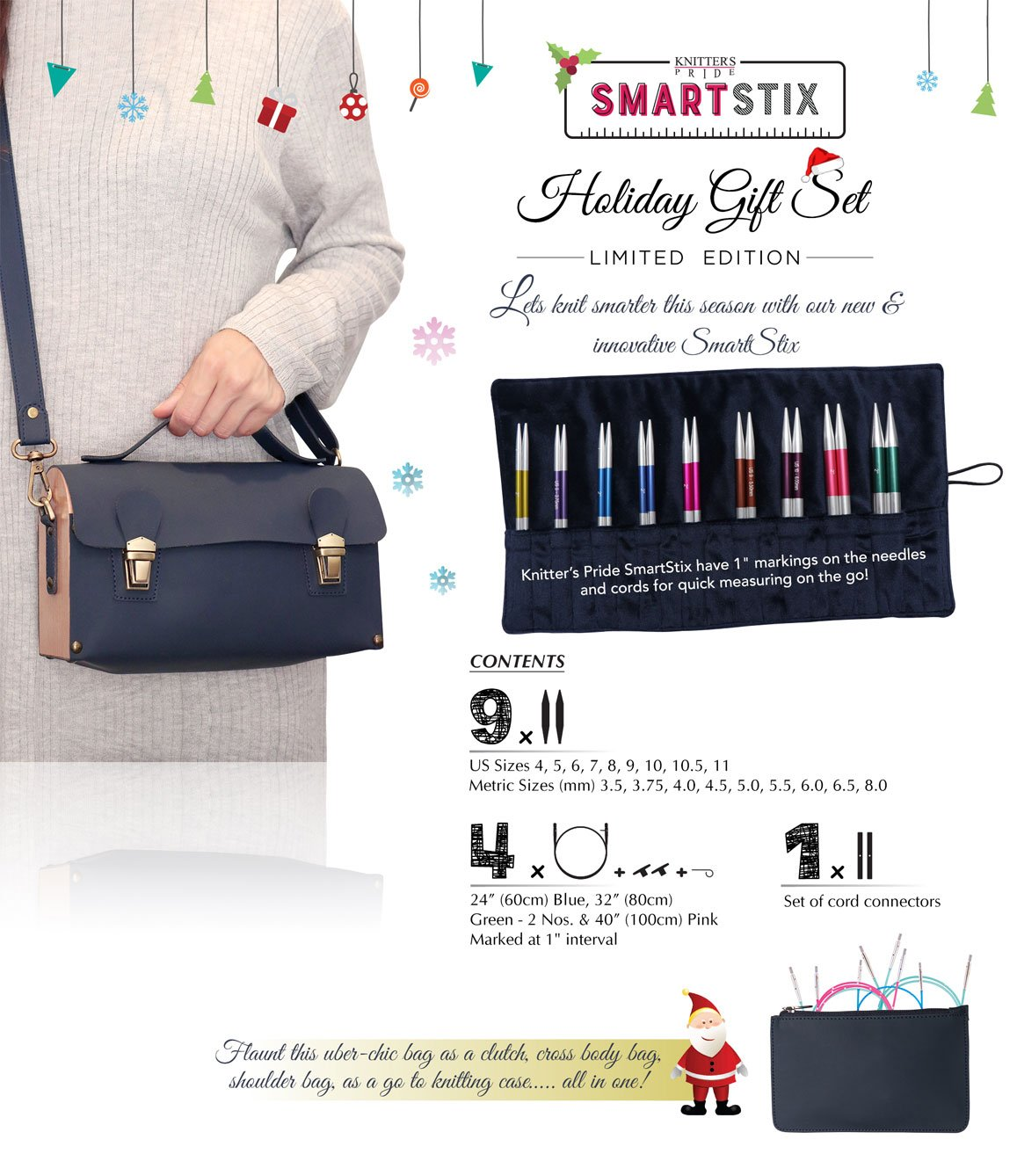 Knitter's Pride - SmartStix Limited Edition Set