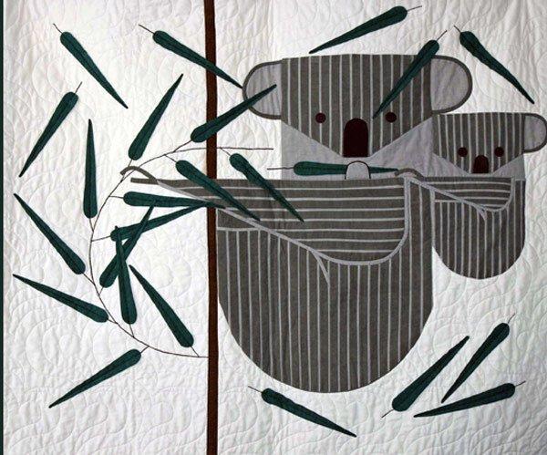 Charley Harper Quilt Pattern - KOALAkoala