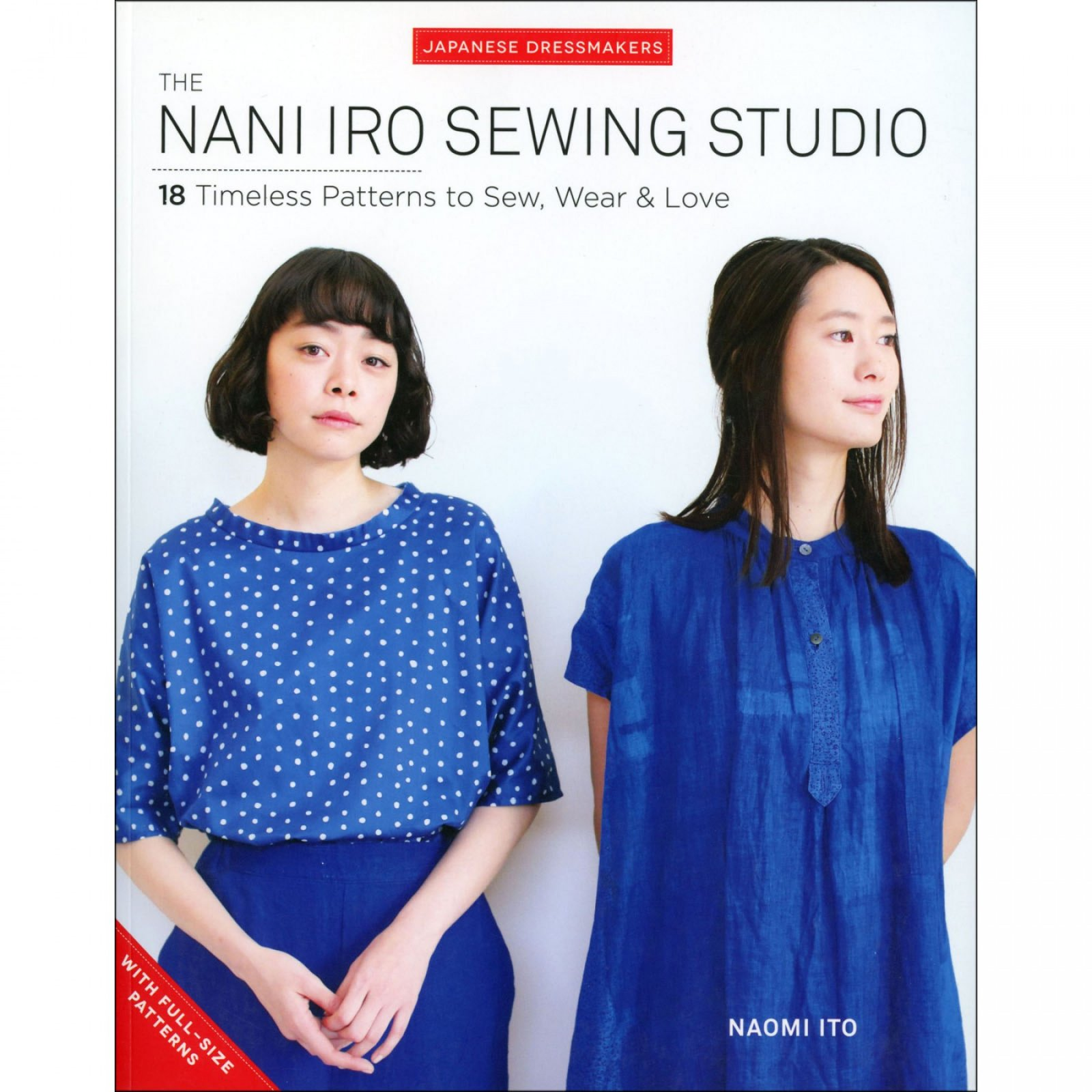 Nani Iro Sewing Studio by Naomi Ito