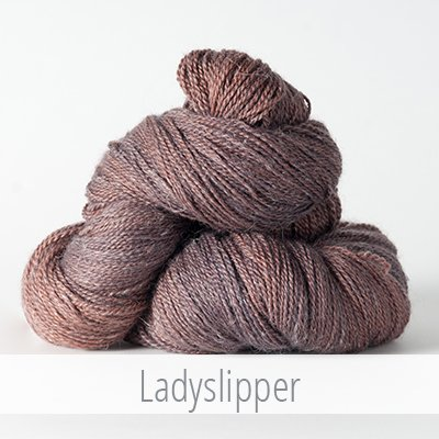 The Fibre Co. Yarns - Meadow - Ladyslipper
