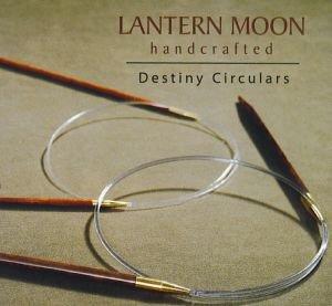 Lantern Moon - Ebony - 32 Circulars