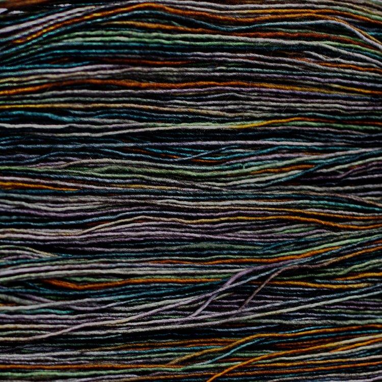 Madeline Tosh - Tosh DK - Plaid Blanket