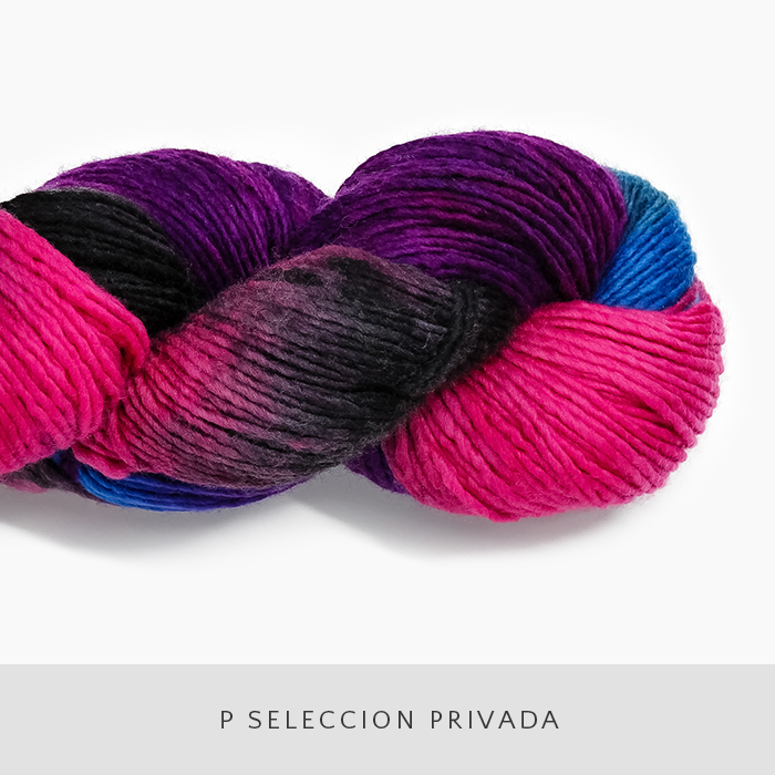 Malabrigo - Merino Worsted - Privada Box P - Limited Edition Color