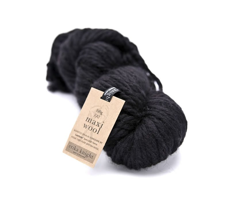 Maxi Wool-Pitch